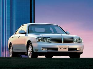Nissan Cedric  2.5T V6 260KM 4WD Sedan