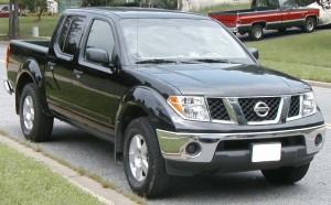 Nissan Frontier  D 22 Crew 3.3 i Pickup