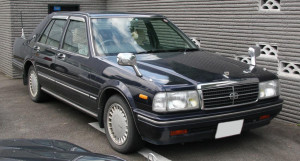 Nissan Gloria  3.0T V6 195KM Sedan