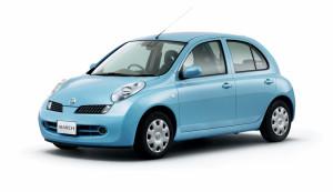 Nissan March  1.2 i 16V 80 KM Hatchback