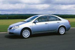 Nissan Primera  2.0i (150Hp) 4WD Sedan