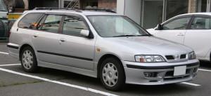 Nissan Primera  1.8 16V 114 KM Suv