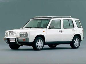 Nissan Rasheen  1.5 i 16V 4WD 105 KM Pickup