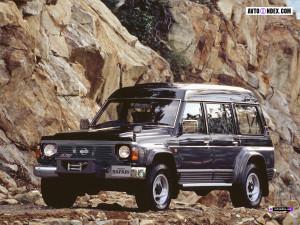 Nissan Safari  4.2D 125KM 3dr SUV