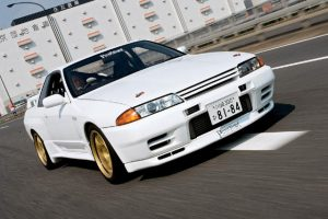 Nissan Skyline  2.6 i R6 24V 280 KM Coupe