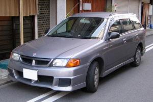 Nissan Wingroad  1.5 i 16V X 105 KM Suv
