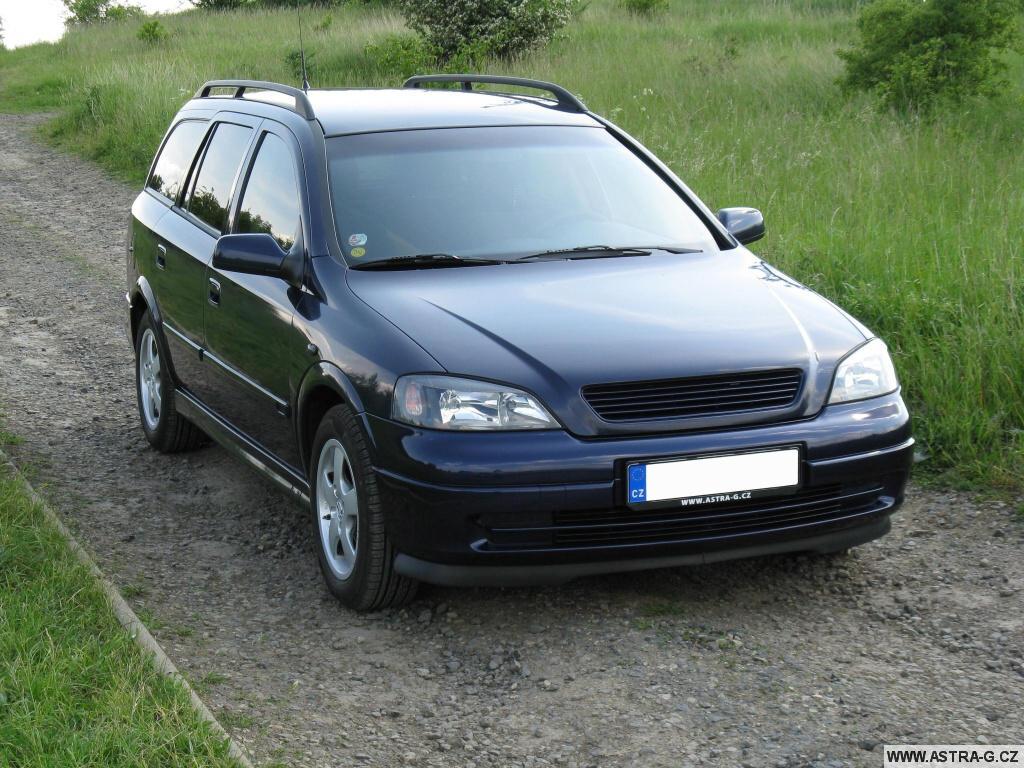 Opel Astra  1.8 16V 116 KM Suv
