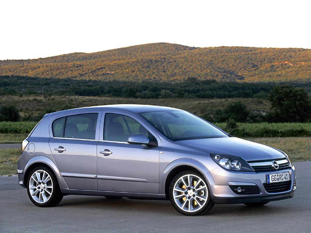 Opel Astra  1.7 CDTI 100 KM Hatchback