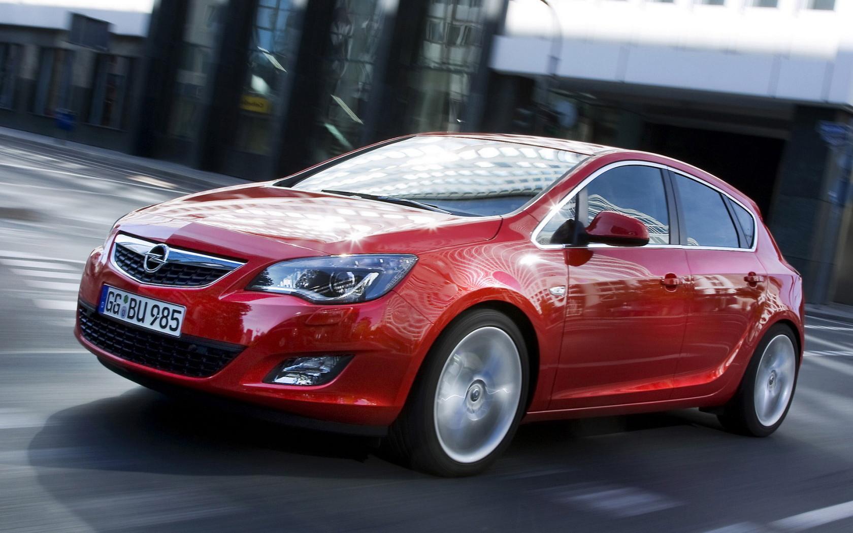 Opel Astra  1.6d MT (136 KM) Hatchback