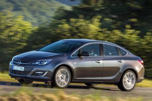 Opel Astra  1.4 AT (140 KM) Sedan