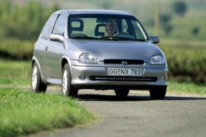 Opel Corsa  1.0 i 12V 54 KM Suv