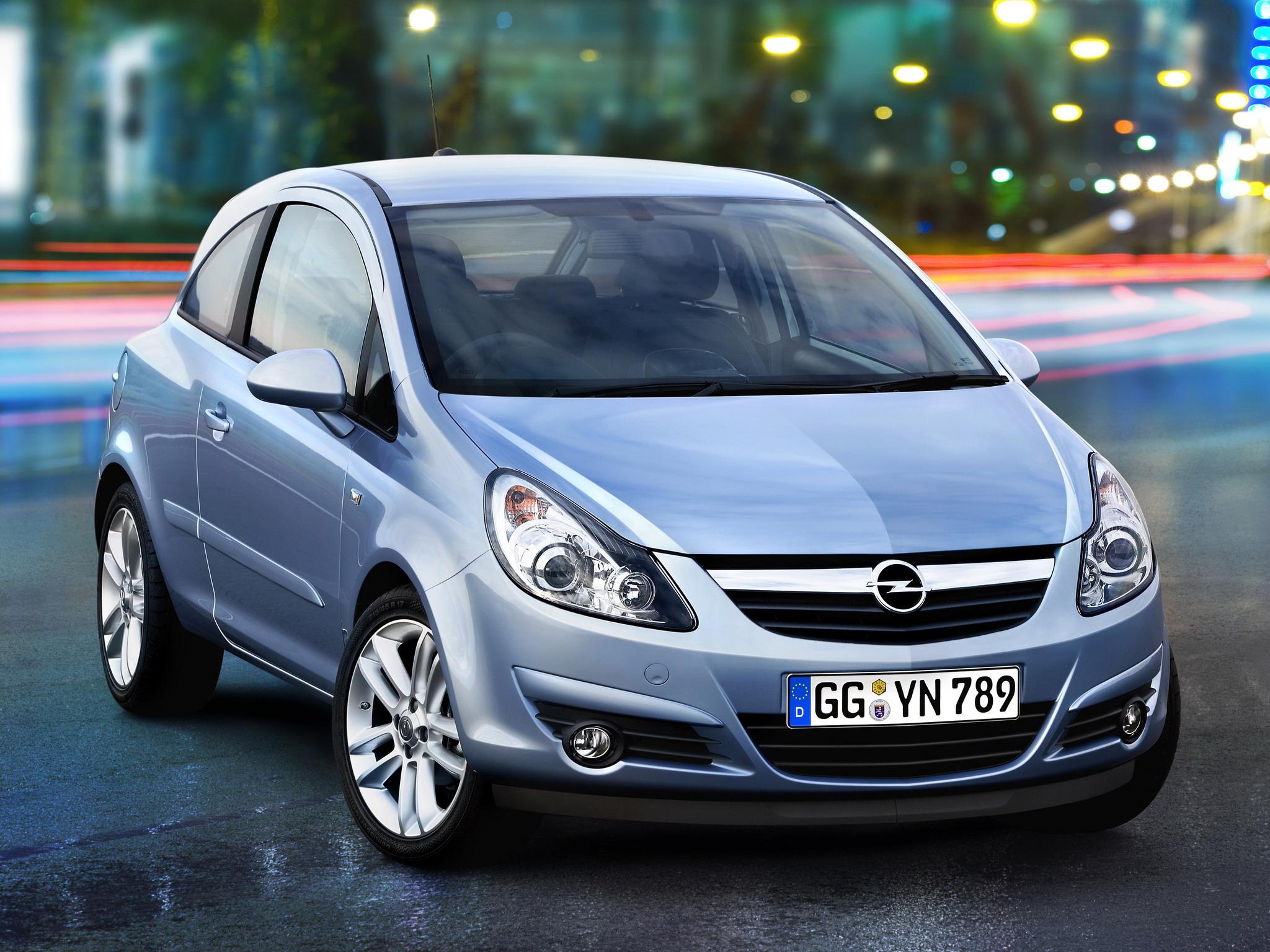 Opel Corsa  1.4i ECOTEC 87KM Hatchback