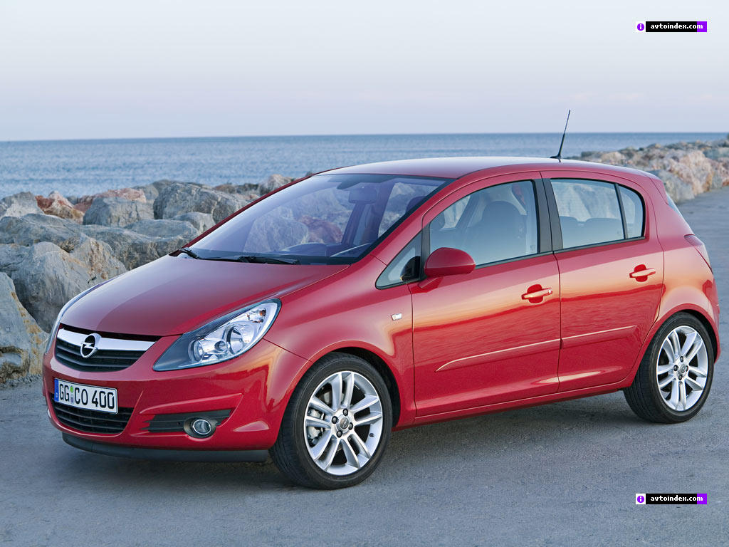 Opel Corsa  1.0i Ecotec 60KM Sedan