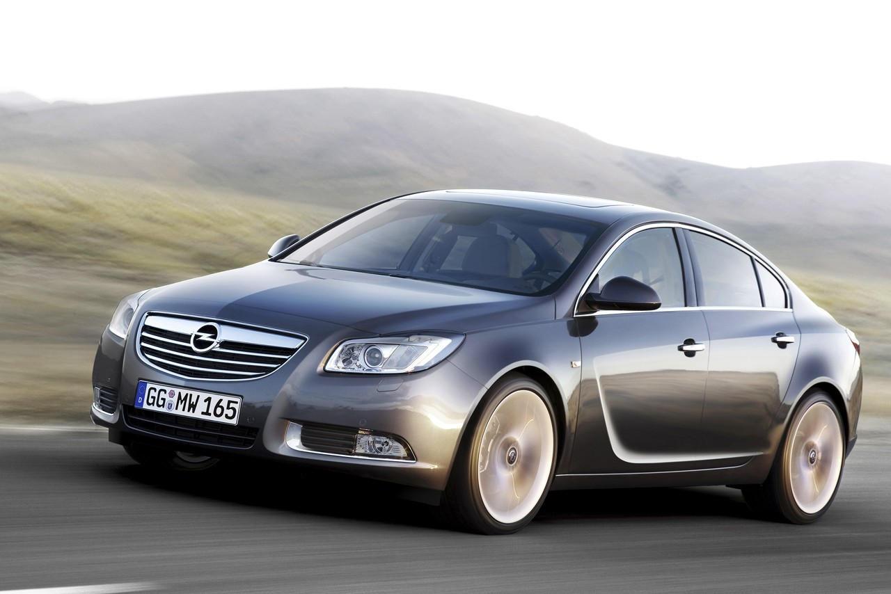Opel Insignia  2.0 CDTI 130 KM DPF Sedan