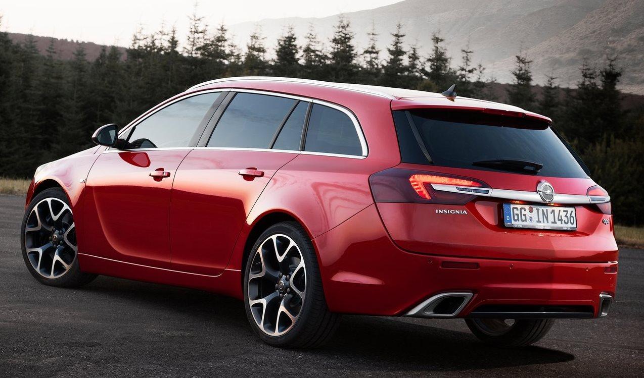 Opel Insignia  2.0d MT (163 KM) 4WD - dane techniczne, wymiary, spalanie i opinie