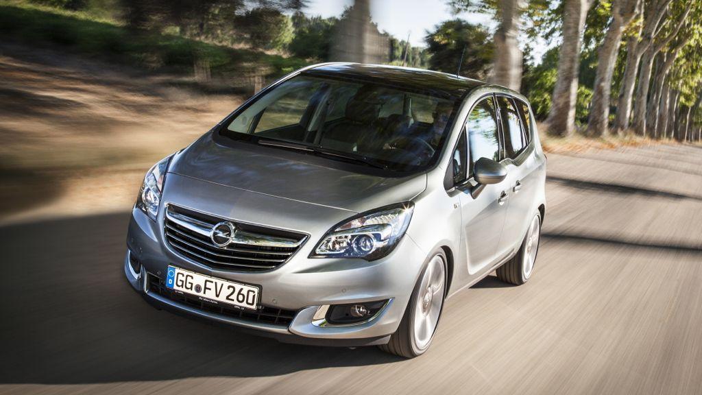 Opel Meriva  1.4 AT (140 KM) Kompaktowy MPV