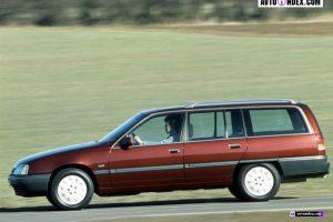 Opel Omega  2.3 D 73 KM Suv