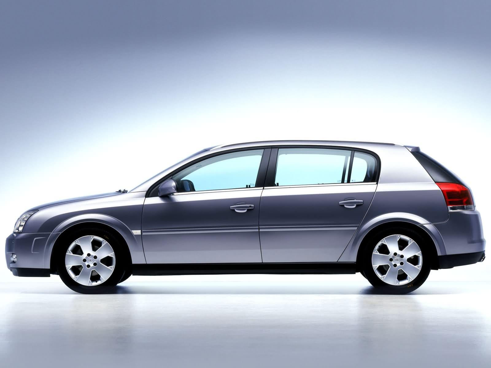 Opel Signum  2.0 DTI ECOTEC 100 KM Hatchback