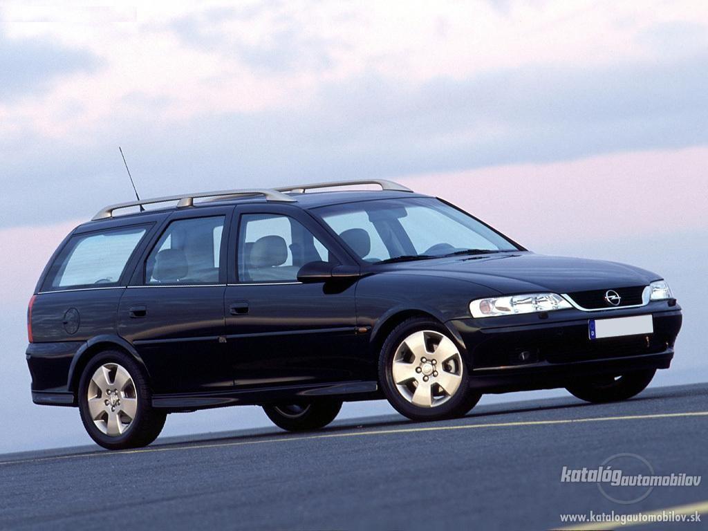 Opel Vectra  2.0 i 16V 136 KM Suv