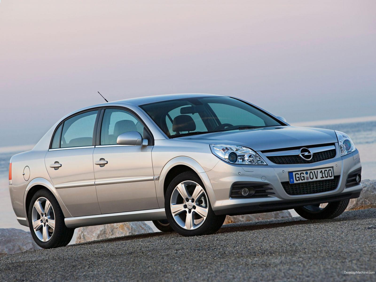 Opel Vectra  2.0 DTI 100 KM Sedan