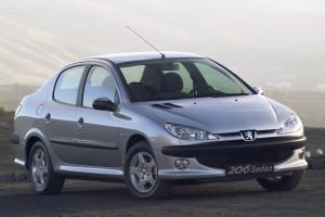 Peugeot 206  1.6 110 KM Sedan