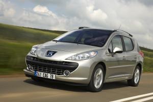 Peugeot 207  1.6HDi (92Hp) Suv
