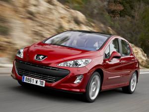 Peugeot 308  1.6 MT (115 HP) Hatchback