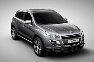 Peugeot 4008  2.0i (150Hp) 4WD SUV