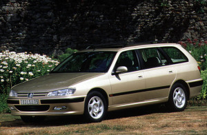 Peugeot 406  2.0 16V 132 KM Suv