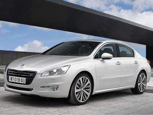 Peugeot 508  2.0 HDI (136 Hp) Sedan