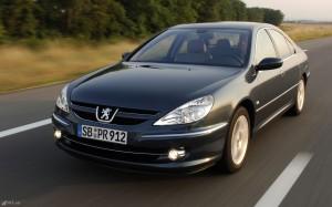 Peugeot 607  3.0i V6 (211Hp) Sedan
