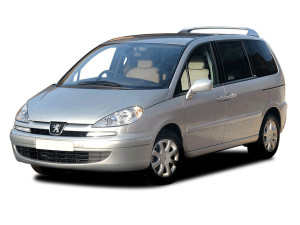 Peugeot 807  2.0 16V 136 KM Suv