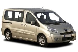 Peugeot Expert  1.6d MT (90 HP) Kompaktowy MPV