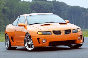 Pontiac GTO  5.7 i V8 16V 344 KM Coupe