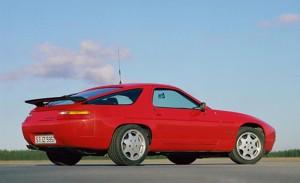 Porsche 928  S 4.9i V8 (288Hp) Coupe