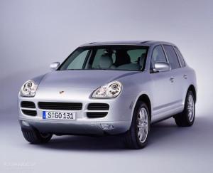 Porsche Cayenne  4.5 S 340 KM SUV
