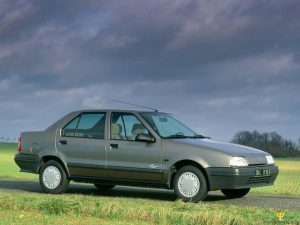 Renault 19  1.4 i 60 KM Cabrio