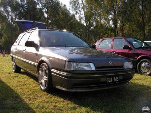 Renault 21  1.9 D 65 KM Suv