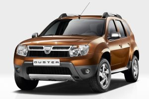 Renault Duster  1.6 MT (114 HP) 4WD SUV