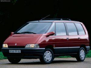 Renault Espace  2.2 J S63 J63G 107 KM Minivan