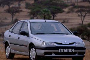 Renault Laguna  2.9 24V 190 KM Hatchback