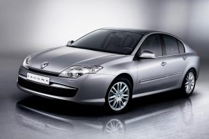 Renault Laguna  2.0 dCi FAP 150 KM Automatik Hatchback