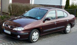 Renault Megane  1.6 e LA0F 90 KM Sedan