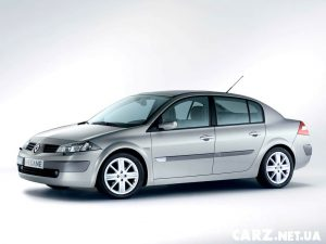 Renault Megane  1.6 i 16V 115 KM Sedan