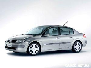 Renault Megane  1.6 i 16V 115 KM AT Sedan