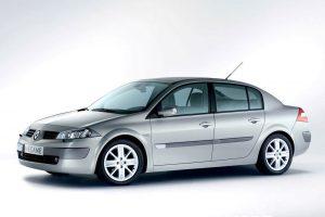 Renault Megane  1.5 dCi 105KM Sedan