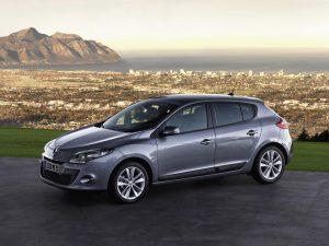 Renault Megane  1.6 CVT (114 HP) Hatchback