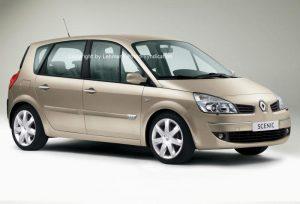 Renault Scenic  1.4 i 16V 98 KM Minivan