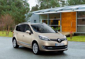 Renault Scenic  Grand 2.0d AT (150 HP) Kompaktowy MPV