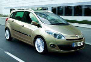 Renault Scenic  1.5 dCi  105 KM Sedan